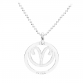 Colgante Aries - 18.5 mm  de Plata Sterling 925 x1