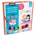 Mini coffret Pébéo - Prima Color - Girly