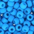 Rocallas Matubo 7/0 - 3.5 mm Neon Mykonos Azul Mat x10g