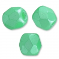 Facetadas 3 mm Pastel Chrysolite x50