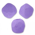 Facetadas 3 mm Opaca Violet Silk Mat x50