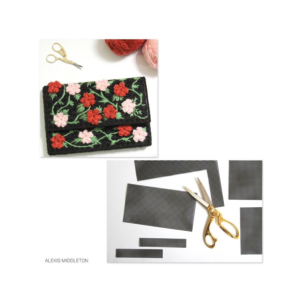 Cordon para plastic canvas 2 mm Negro x24.5m - Perles & Co