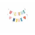 Guirnalda a hacer Paper Poetry 14 cm Welcome Home x1