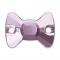 Pajarita Swarovski 3258 16x11.5 mm Light Amethyst x1