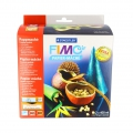 Pasta para modelar Fimo Air extra light 200g Papel maché