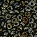 Rocalla Toho Demi Round 11/0 TO11RDR0083 - Brown Iris Metallic  x5g