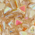 Khéops® de Puca® 6 mm Crystal Lemon Rainbow x10g