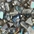 Khéops® de Puca® 6 mm Crystal Graphite Rainbow x10g