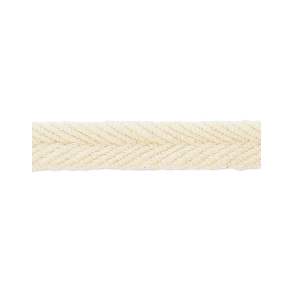 Cinta trenzada de lino 5 mm crudo x 1m perles co - Lino 5 metre de large ...