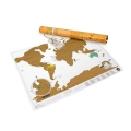 Mapa del Mundo para rascar Luckies London 42x29.7 cm Travel Edition x1
