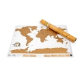 Mapa del Mundo para rascar Luckies London 82.5x59.4 cm Scratch Map x1
