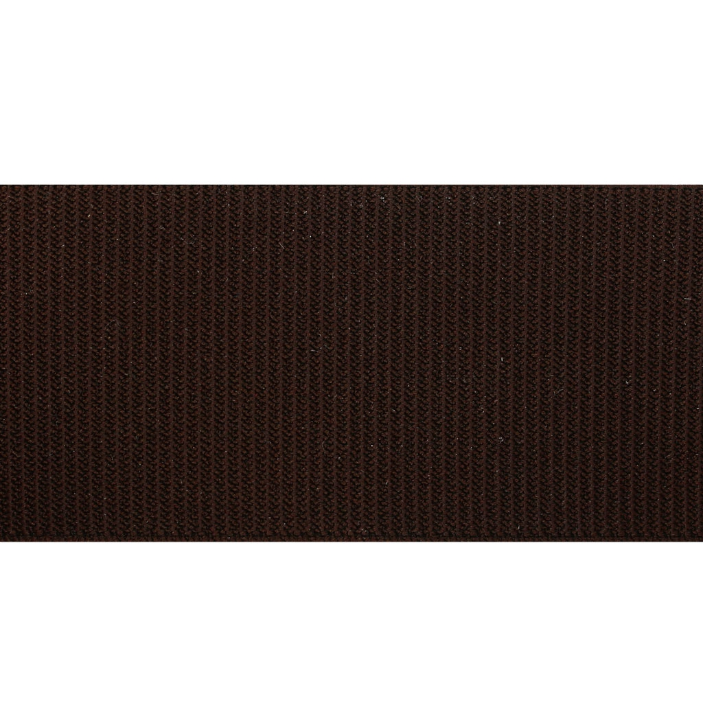 Cinta grano grueso elástico cintura Frou-Frou 36 mm Marrón x 1m ... ad454d367a11
