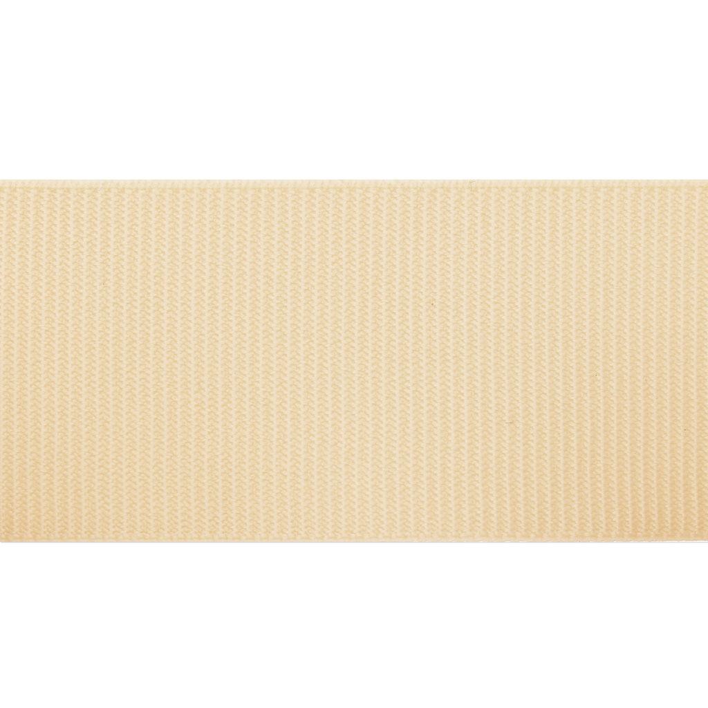 Cinta grano grueso elástico cintura Frou-Frou 36 mm Cream x 1m ... d240fdf616ff