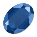 Cabuchón Swarovski 4127 ovalado 30x22 mm Crystal Royal Blue x1