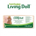 Arcilla Super Sculpey Living Doll 454 gr Beige