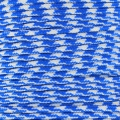 Paracord 2,5 mm Azul Marino/Blanco x1m