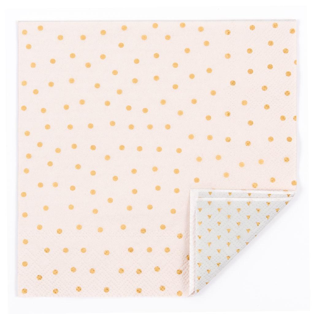 Servilletas de papel decorativo confeti 33 cm gris light for Papel decorativo dorado