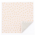 Servilletas de papel decorativo confeti 33 cm Gris/Light Rosa/Dorado x20