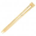 9f5e8845ecc1a Agujas de tejer 15 mm bambù x40 cm - Perles   Co