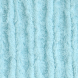 Tela Minky  - Chenille Soft Cuddle Solid Light Aqua x10cm