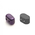 IOS® de Puca® 5,5x2,5 mm Dark Violet Metallic Mat x10g
