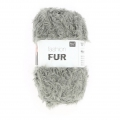 Lana Fashion Fur Gris x50g