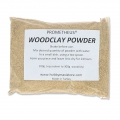 Woodclay Powder Prometheus - Polvo de corcho natural x100g