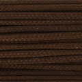 Hilo nylon trenzado europeo Griffin 1 mm Dark Brown x25m