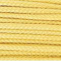 Hilo nylon trenzado europeo Griffin 1 mm Amber x25m