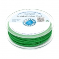 Hilo nylon trenzado europeo Griffin 0.3 mm Green x25m