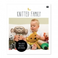 Knitted Family  - DIY animales de lana a tejer
