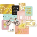 Surtido de 12 cartes 15x10-7.5x10cm pr l'Album Project Life DIY Edition Douce