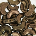 Arcos® por Puca® 5x10 mm Dark Gold Bronze x10g