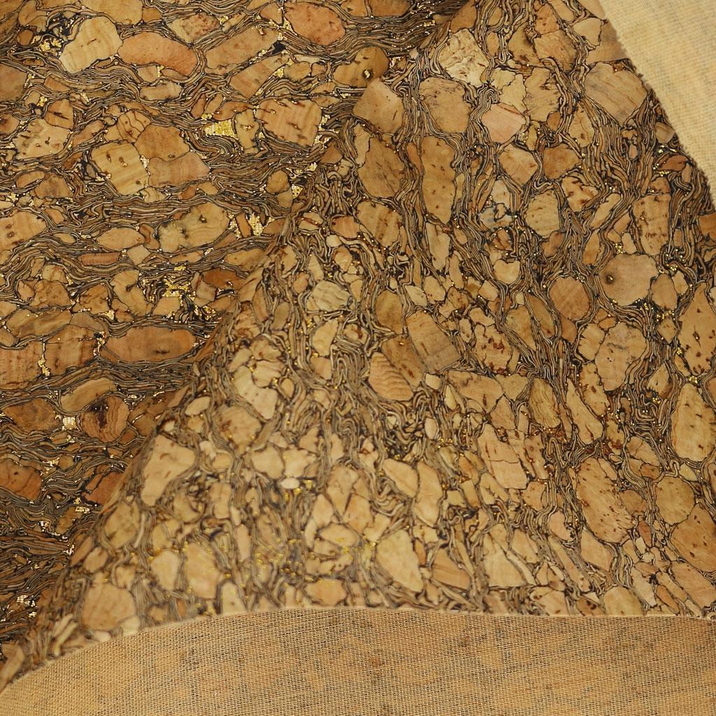 Tela de corcho natural por metro corteza amplio de - Tela de corcho ...