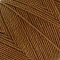 f2f57e56ce86 Bobina de hilo encerado Linhasita para micro macramé 1 mm Old Gold x180m