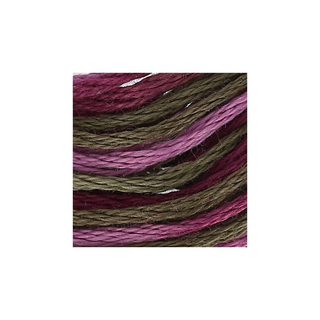 Hilo Para Bordar Dmc Mouline Color Hortensia 4504 X8m Dmc - Color-hortensia