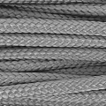 Hilo nylon trenzado europeo Griffin 1.5 mm Dark Grey x20m
