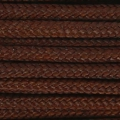 Hilo nylon trenzado europeo Griffin 1.5 mm Dark Brown x20m