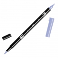 Rotulador Tombow Dual Brush - Rotulador punta de pincel doble Lilac ABT-620
