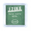 Aladine Tinta Izink Pigmento Metal Light Green (n°19131) x1