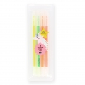 Assortiment de 4 surligneurs Paper Poetry pointes fines-collection Magical Summer x1