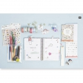 Assortiment de 200 Stickers de Bureau Paper Poetry Magical Summer Note x1