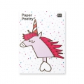 50 Sticky notes Paper Poetry - Magical Summer Licorne x1