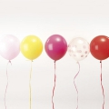 12 globos para fiestas Yey - Let's Party Mix Candy x1