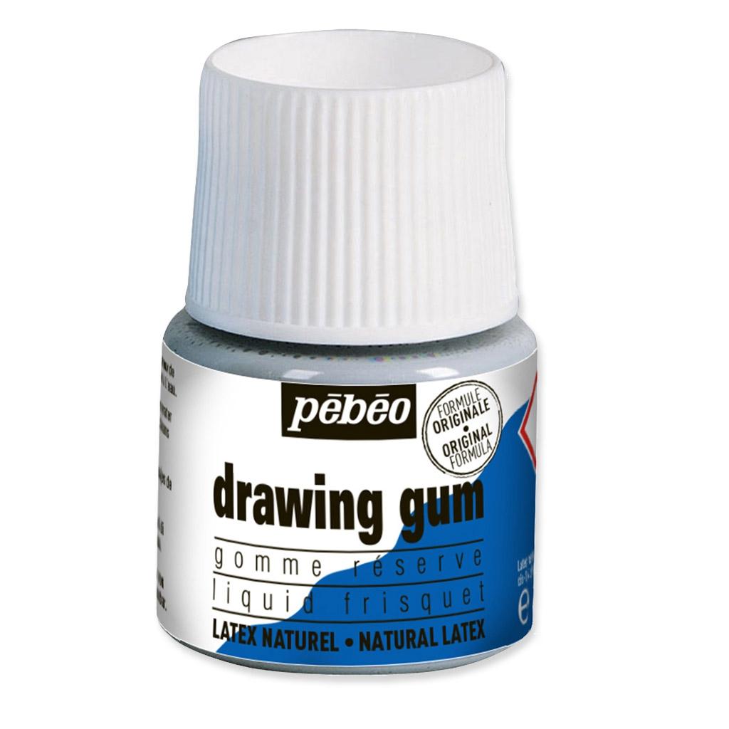 Drawing gum Líquido de enmascarar para acuarela x45 ml - Perles & Co