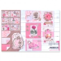 Papel Design Mix and Match para Scrapbooking - With Sympathy x1