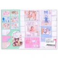 Papel Design Mix and Match para Scrapbooking - Baby x1