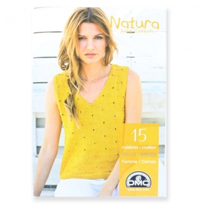 Cat logo natura just cotton 15 cr ations femme perles co for Just catalogo