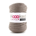 Hoooked Ribbon XL DMC - Ovillo Jersey Earth Taupe x 120m