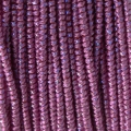 Bobina de hilo Bliss Moonlight de fabricación italiana 1 mm Morado/Color Malva x30m